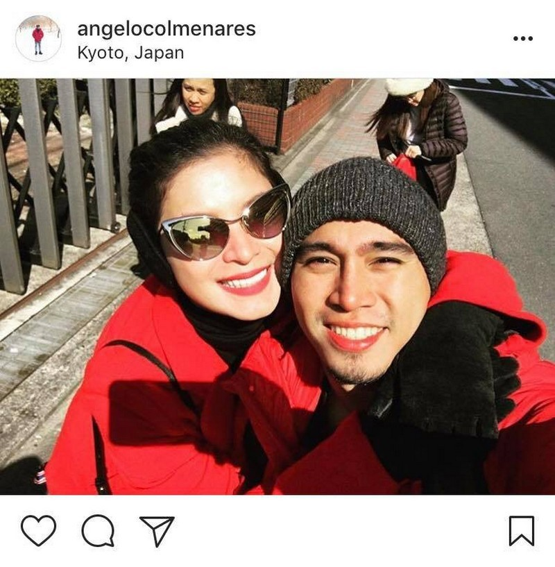 """LOOK: 29 Photos of Angel Locsin that show she's the best """"daughter"""" to her family"""