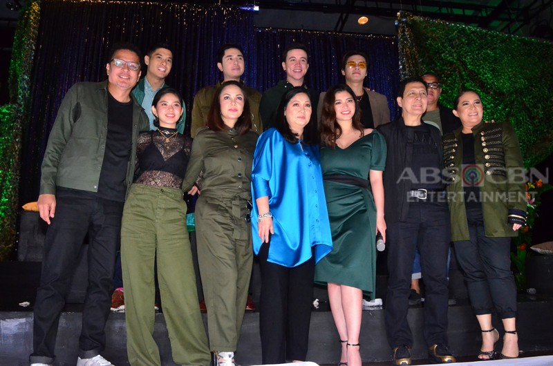 IN PHOTOS: The General's Daughter Grand Media Conference