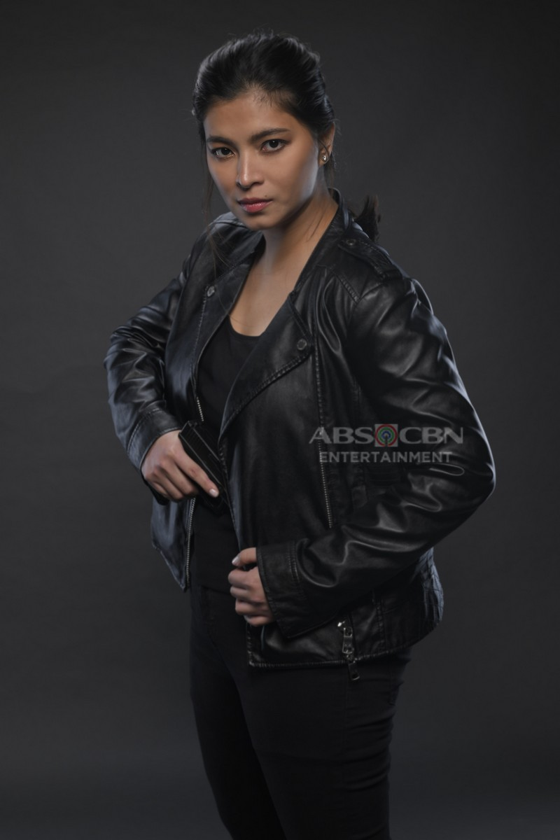 GLAM SHOTS: Angel Locsin as The General's Daughter