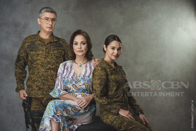 GLAM SHOTS: The All-Star Cast of The General's Daughter