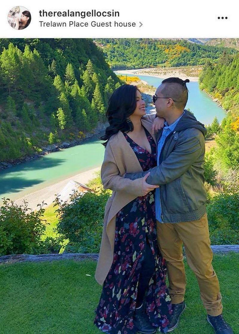 LOOK: Angel Locsin engaged to Neil Arce