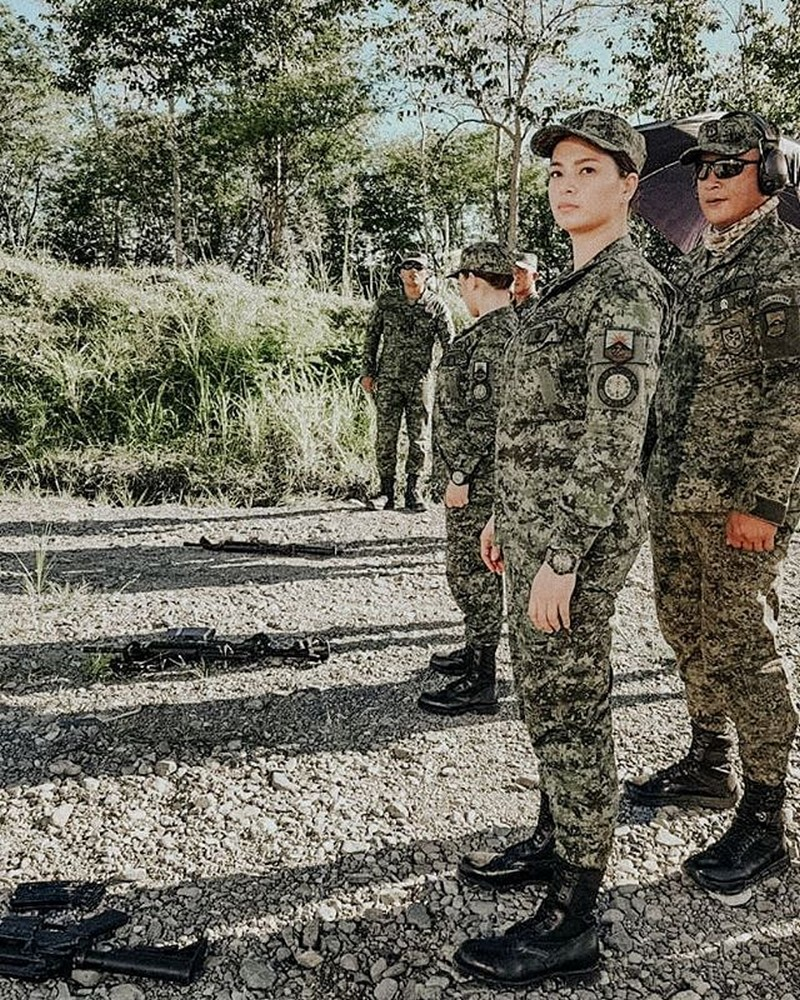 Behind-The-Scenes: How Angel Locsin prepared for her action scenes in The General's Daughter