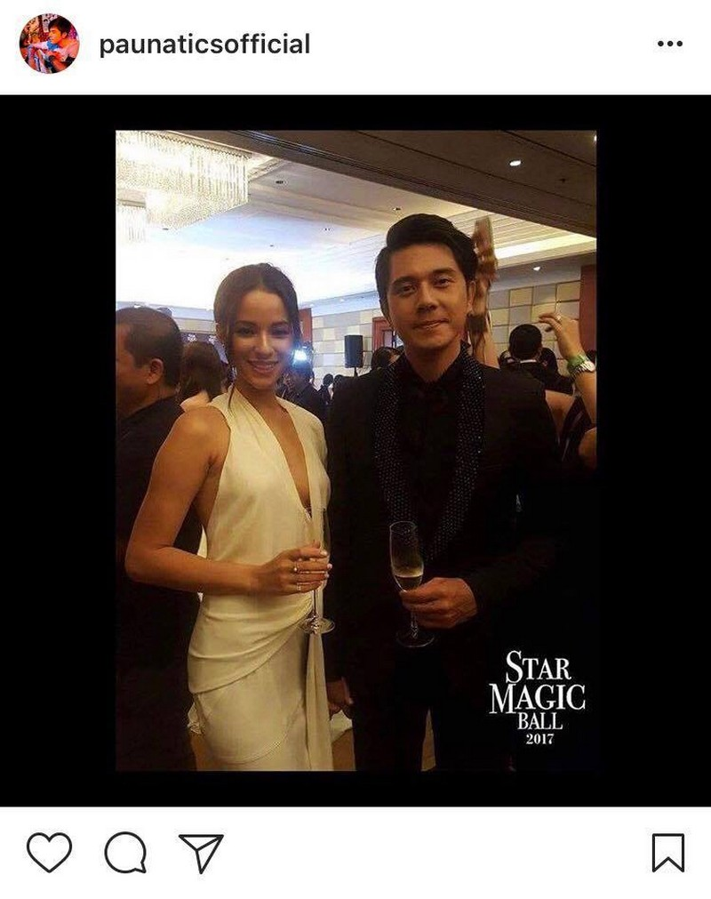 2 Years & Counting! Paulo Avelino with his gorgeous girlfriend