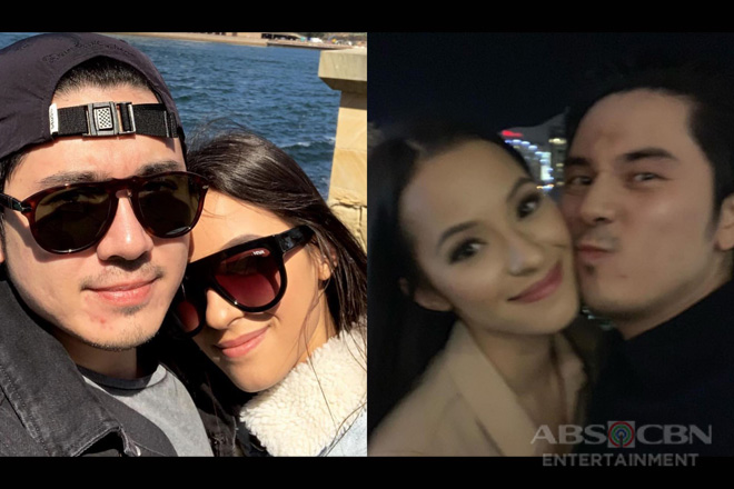 IN PHOTOS: Paulo Avelino with his real-life leading lady