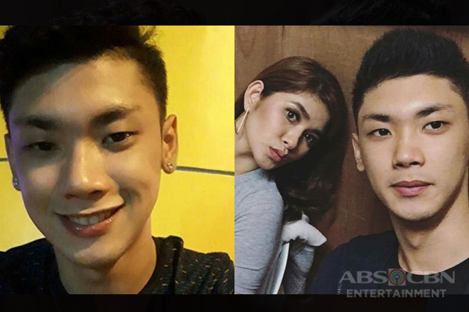 IN PHOTOS: Loisa Andalio with her cutie chinito brother