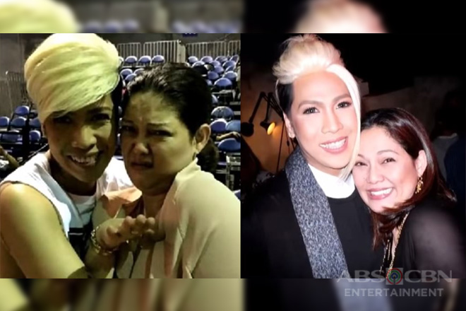 The friendship of Maricel Soriano & Vice Ganda through the years