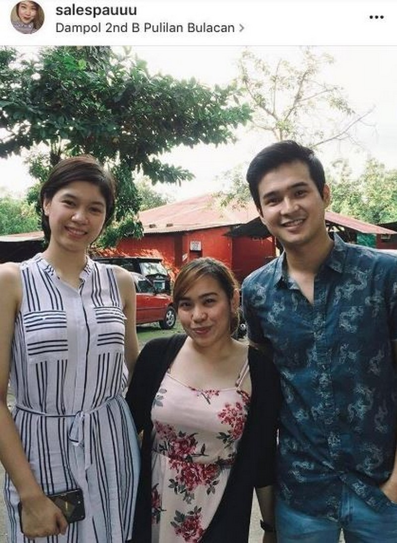 IN PHOTOS: Jerome Ponce with his one and only love