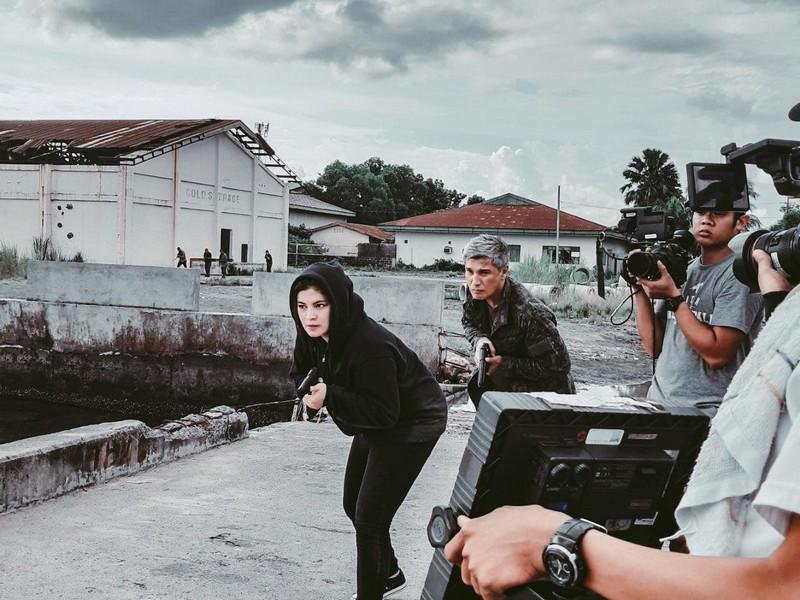 Behind-The-Scenes: Ang Pagsasanib Pwersa nina Marcial at Rhian