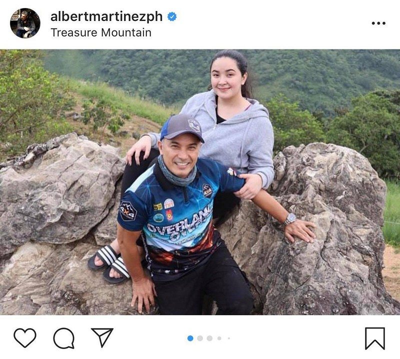 IN PHOTOS: Albert Martinez with his precious kids