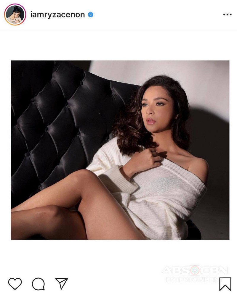 Sexy photos of Ryza Cenon captured over the years