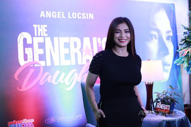 Angel Locsin nagbabalik-primetime sa The General's Daughter