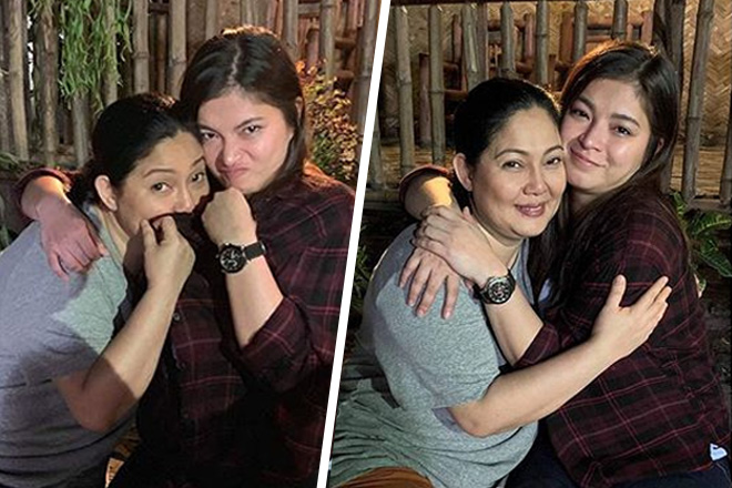 Sabel's deep, real motherly love for Rhian in The General's Daughter