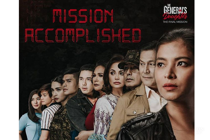 REVIEW Angel Locsin truly amazing in unforgettable The General s Daughter finale 1