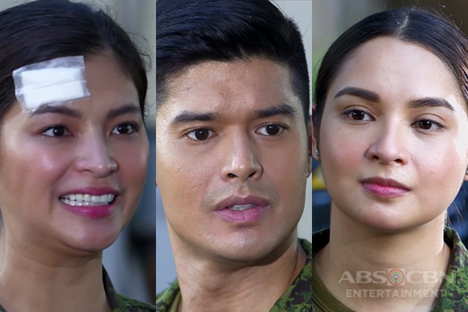 Friday 5: 'Selos' moments of Jessie over Rhian and Ethan's relationship in The General's Daughter