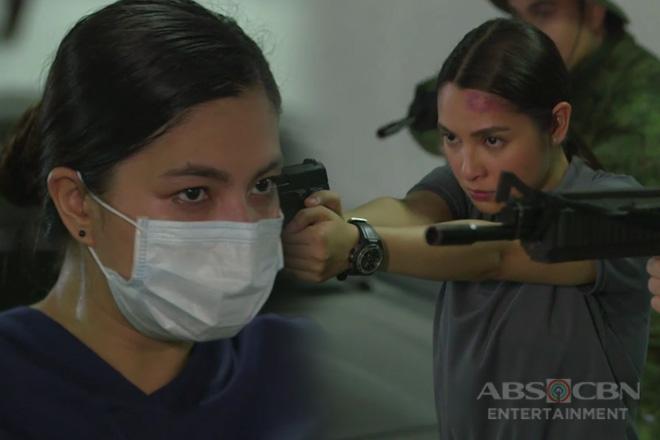 The General's Daughter: Jessie, nabaril si Rhian sa gitna ng kanilang pagtakas
